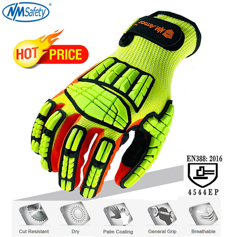 NMSafety arbeitshandschuhe in Safety Glove anti coupure mechanic glove protective glove for workNMSafety arbeitshandschuhe in Safety Glove anti coupure mechanic glove protective glove for work