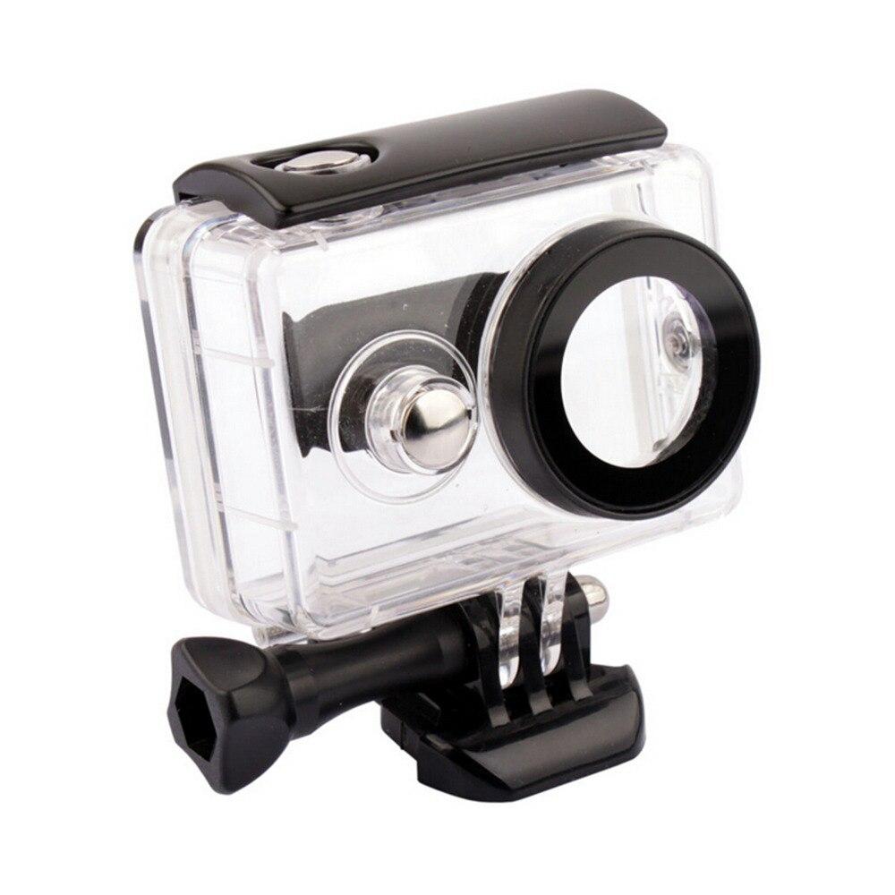 TIRER 40 M Boîtier Étanche Cas Pour Xiaomi Yi 2 K Xiaoyi Xiayi D'action Caméra Xiaomi Cas Yi Yi Accessoires