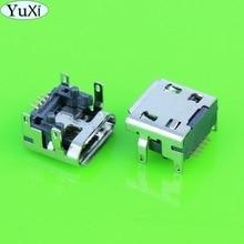 YuXi 300 stks/partij 5pin type B voor JBL Lading 3 FLIP 3 Bluetooth Speaker Micro mini Usb poort Opladen jack socket Connector reparatie