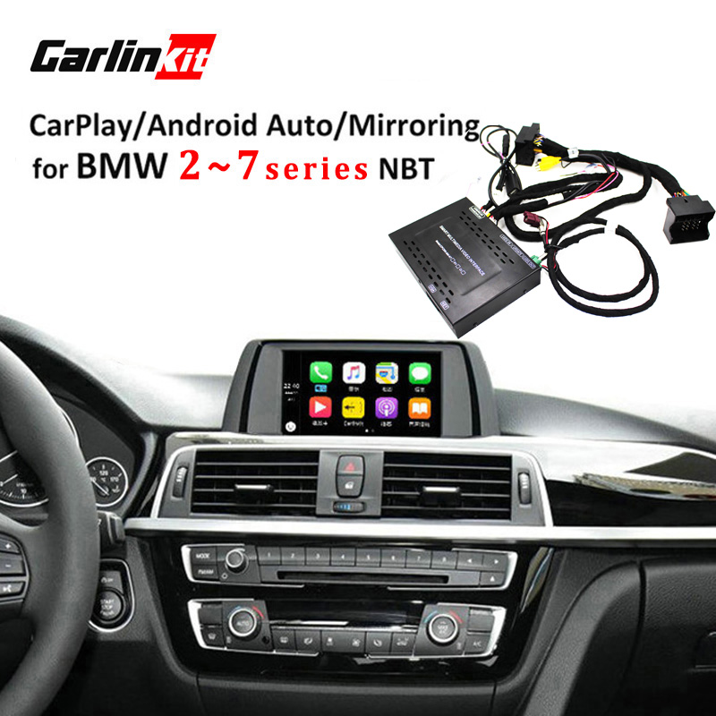 Carlinkit Reversing Camera Interface Module for BMW 2 3 4 5 7Series With NBT font b