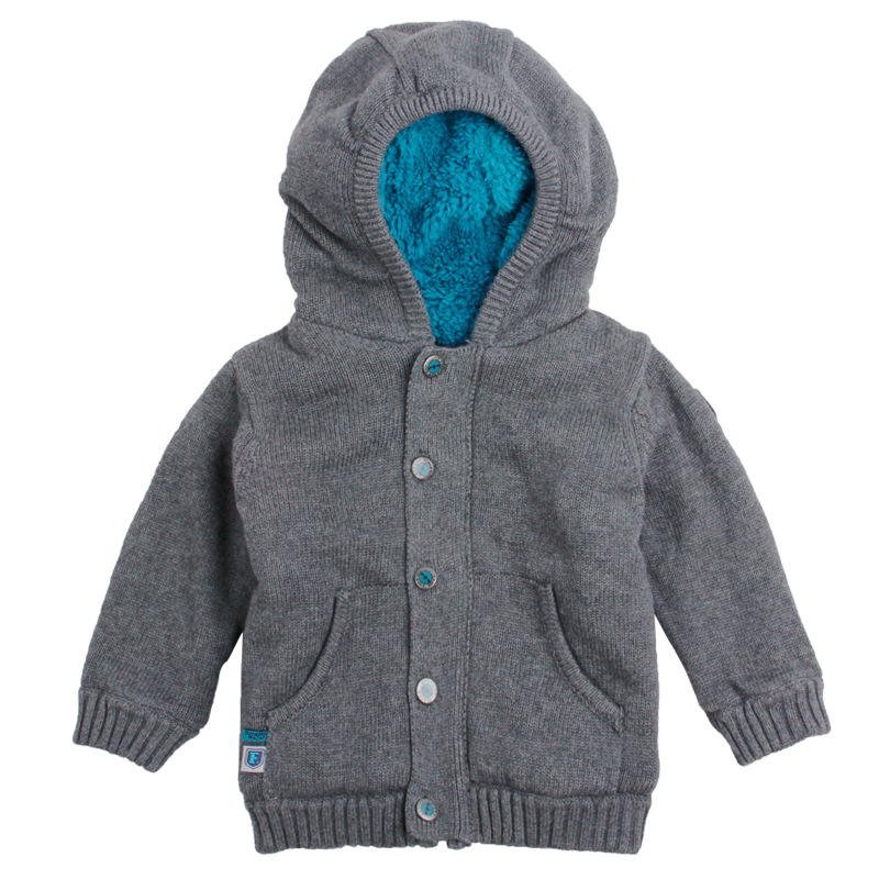 Wool Newborn Clothes Baby Girls Boys Hoodies Fleece Baby