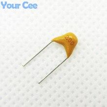 50 шт. монолитную Керамика чип конденсатор mlcc многослойная Керамика конденсатор 20PF 200 50 В +/-20%