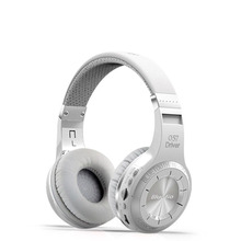 Authentic H+ Bluetooth headsets Stereo Wi-fi headphones Mic Micro-SD port FM Radio BT four.1 Over-ear headphones