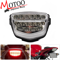 Motoo - Motorcycle LED Tail Light with Turn Signals Integrated For Honda CBR1000RR 2008-2016