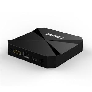 Image 4 - T95E dört çekirdekli RK3229 set top box Android ağ oynatıcı 1G/8G Wifi akıllı TV android kutusu