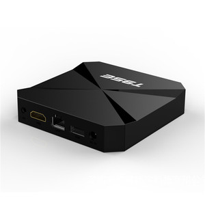 Image 4 - T95E quad core RK3229 set top box Android network player 1G/8G Wifi smart TV Android box