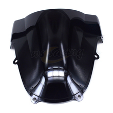 Motorcycle Windscreen Windshield For SUZUKI GSXR1000 GSXR 1000 K2 2000-2002 2000 2001 2002 Motorbike