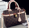 New 2016 Star Fashion lady Casual  Shoulder tassal HaspFlap women Handbag Messenger Bag