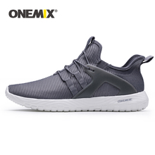 Onemix Women's Running Shoes 2017 Lightweight Lace-Up Unisex Sneakers Sport Shoes Mesh Outdoor Sneakers for Jogging Walking onemix women s running shoes knit mesh vamp lightweight run sneakers woman cushion for outdoor jogging walking red gold white