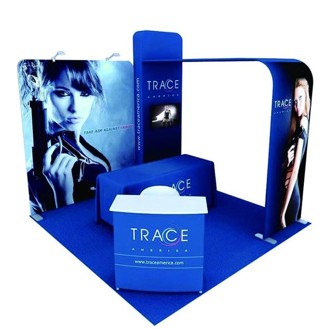 Aliexpress Com Buy 10ft Portable Trade Show Displays Pop