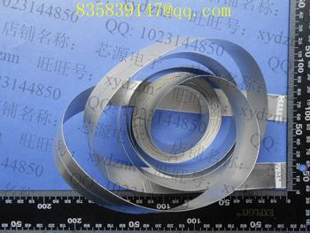 FFC cable 1.0 pitch-20pin-6000mm-A same direction flexible flat cable ROHS customization is available