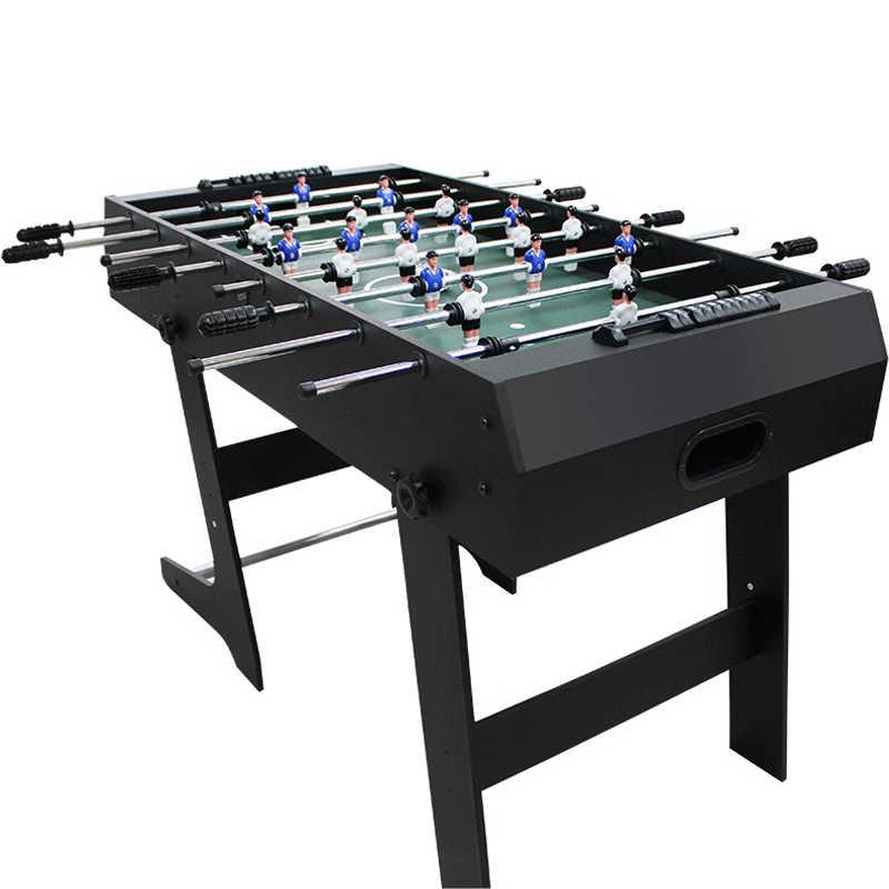 Прямых продажах Америка бренд складывающиеся Foosball машина родитель-ребенок восемь-бар Футбол стол подарки настольный футбол баров Вечерние PK Game