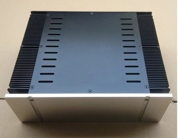 1969 All-Aluminum Class A Amplifier Chassis / AMP Shell / Case / DIY Box (330 * 120 * 268mm)