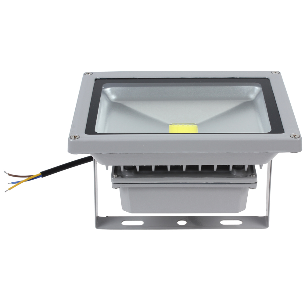 Sale High Quality 220V 20W 1800-2000LM 130 Degrees Beam Angle White / Warm White Light LED Floodlight