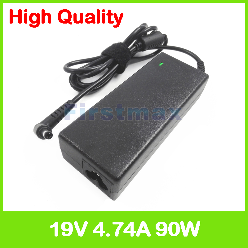 19V 4.74A 90W laptop charger ac power adapter for <font><b>MSI</b></font> FR600 FR610 FR620 FR700 FR720 FX600 FX603 FX610 FX620 FX700 <font><b>FX720</b></font> image