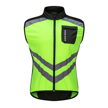 Cycling Motorcycle Reflective Vest Motorbike Safety Clothes Motor Warning High Visibility Jacket Waistcoat Team Uniform Vest цена 2017