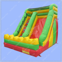 Commercial PVC Inflatable Slide for Kids, Inflatable Dry Slide,Small Inflatable Slide, Inflatable Game,Toboganes Inflables