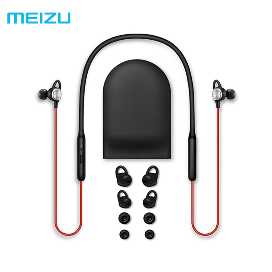 MEIZU EP52 8 Hours Batteries Life Waterproof IPX5 Outdoor Portable APTX Sport <font><b>Bluetooth</b></font> Wireless Earphones for Women Men KO EP51