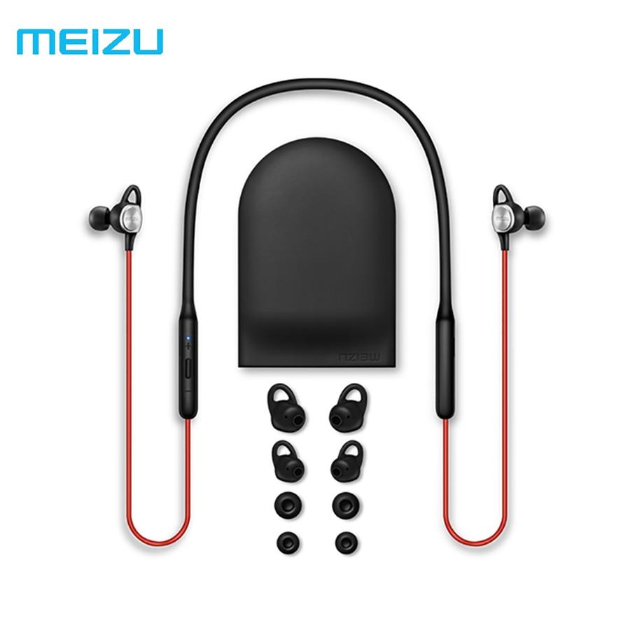 MEIZU EP52 8 Hours Batteries Life Waterproof IPX5 Outdoor Portable APTX Sport Bluetooth Wireless Earphones For