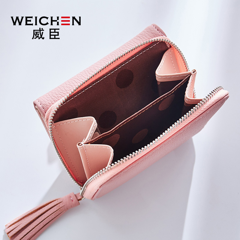 Wallet PU Discount Small