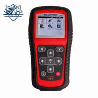 100 Original Autel MaxiTPMS TS501 TPMS Tool With OBDII Adapters Tyre Pressure Monitoring System TPMS Relearn