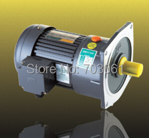цена на 750W 40mm small AC gear motors 3 phase gear motor with 5# gearbox ratio125~200