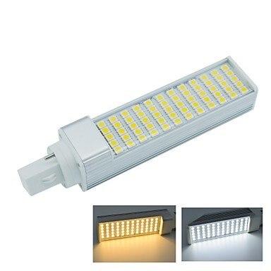 12W LED Corn Light G24 Bulb Lamp Lighting 5050 SMD 52-leds 85-265v indoor lamparas LED Bombillas badroom licht for home CE RoHS цена