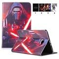 Star War for Case Samsung Galaxy Tab A 10.1 SM-T580 T585 Folio Flip Book Stand Case Cover for Galaxy Tab A 10.1 inch TPU Shell