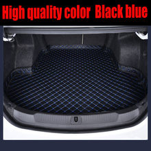 Custom fit mats Bagagliaio di un'auto per Ford Edge U387 Fusion Mondeo Messa A Fuoco MK2/3 all weather heavy duty tappeto fodere (2006-)(China)