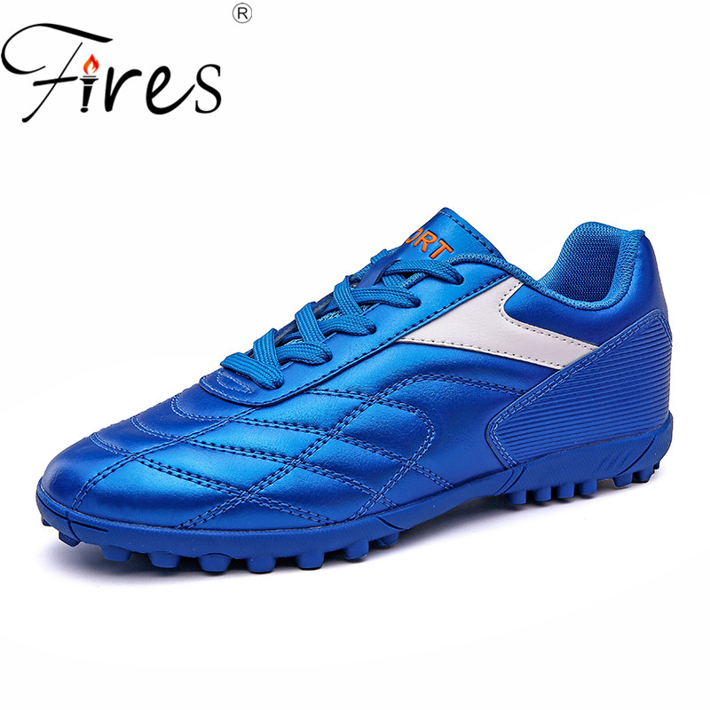 Fires Men Soccer Sneakers Outdoor Sport Shoes Male Comfortable Football Shoes New Trend Short Nail Trainning Shoes Man Sneaker