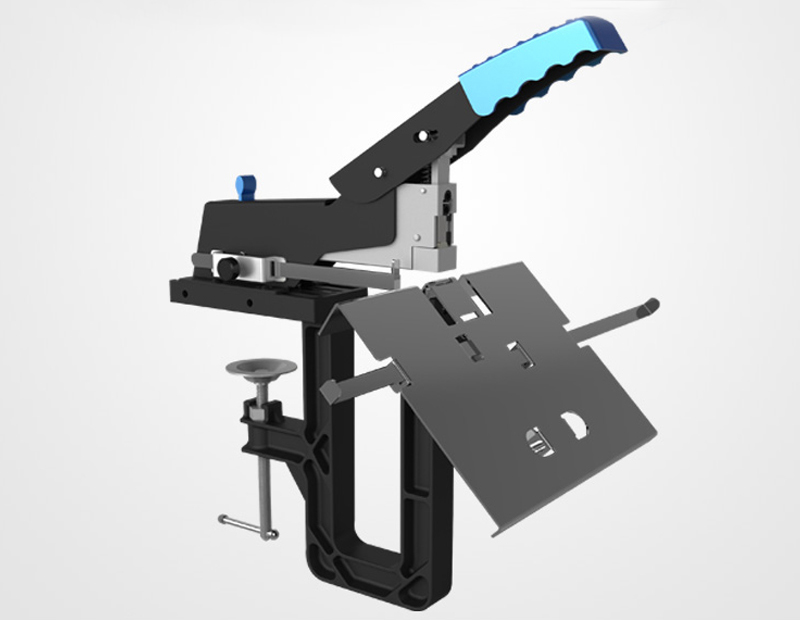 A3 Clip Type Stapler Heavy Duty Binding machine 6.5mm 80g office supplies strength thick stapler can bind heavy papers 100sheets thickness binding jumbo heavy duty stapler