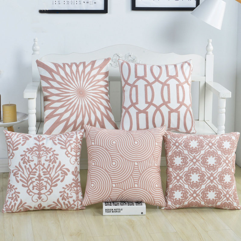 Cushion Cover Luxury Pillow Case