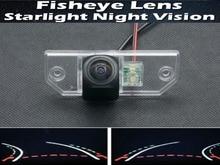 1080P Fisheye Lens Trajectory Tracks Car Rear view Camera for Focus Sedan 2 3 2008 2009 2010 2011 2012 C-Max C Max Ford Mondeo цены онлайн