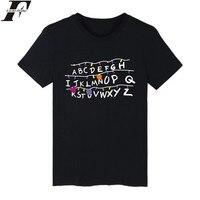 2016 Stranger Things T Shirt Summer Stranger Things Tshirt T Shirt Homme T Shirt Men Hip