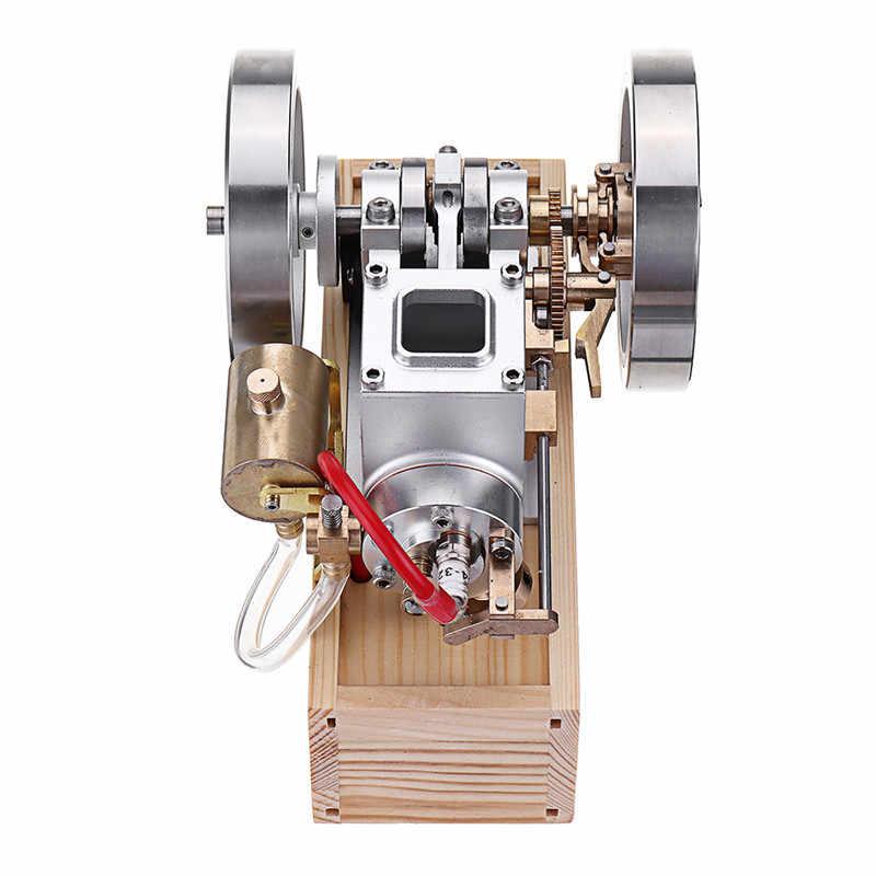 Eachine ET1 STELO Aggiornamento Ha Colpito & Miss Gas Motore Stirling Modello Del Motore Motore A Combustione Collezione Progetto FAI DA TE
