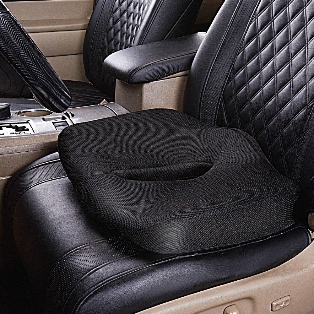 MEMORY FOAM Asiento Cojín de masaje para silla Oficina, vehículos, - Accesorios de interior de coche - foto 3