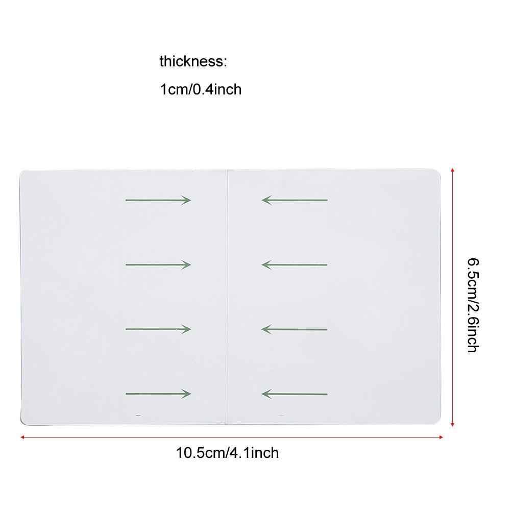 4pcs Instant Arm lift Afslanken Patch Ademend Anti-zweet Strakke Arm Afslanken Shaping Lifting Sticker Afslanken Product