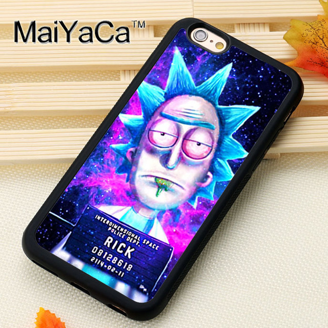 coque iphone 6 rick