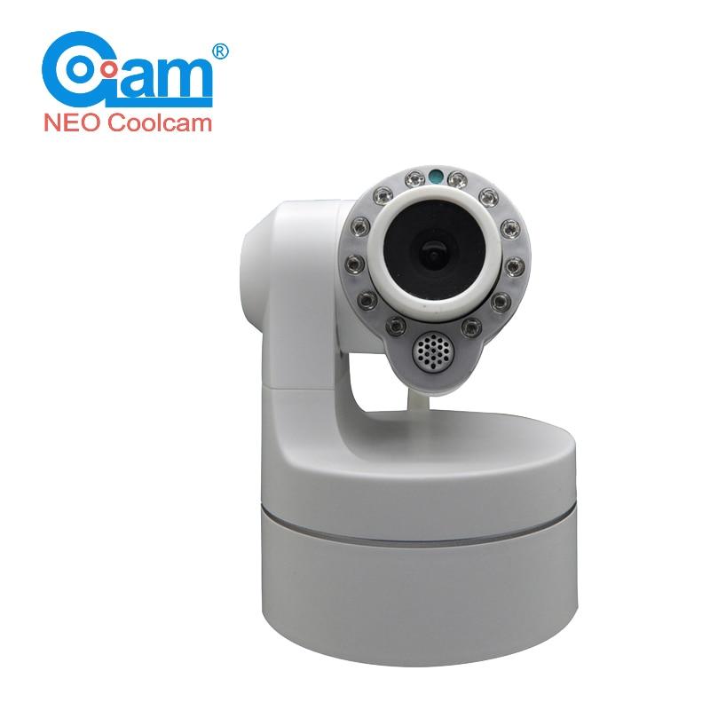 COOLCAM NIP-09 Indoor Wireless IP Camera Wifi VGA Surveillance Security CCTV Network IP Camera Night Version Infrared Cam куртка nip nip14qv03