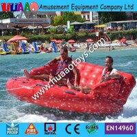 Ücretsiz kargo şişme Su kanepe bot Şişme oyuncaklar Satılık (CE pompası + onarım kiti)
