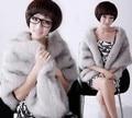 Women's Faux Fur Gilet Rabbit Fur Coat Fur Shawl Scarf Christmas Formal Party Dress Wedding Dress Fur Cape Red,White,Black