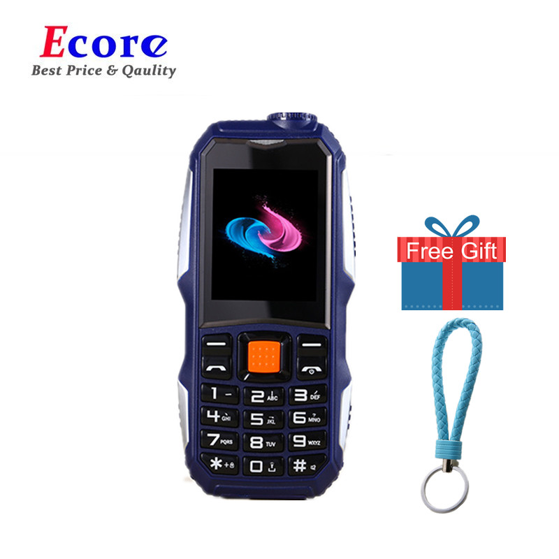 """1.7 """" Cheap Rugged Cell Phones Dual SIM China GSM FM Radio Torch Push-button Mobile Phone Russian Keyboard Cellular PHONES S8"""