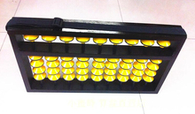 9 column hangering plastic Abacus Chinese soroban Tool In Mathematics Education for teacher calculation tool xmf007