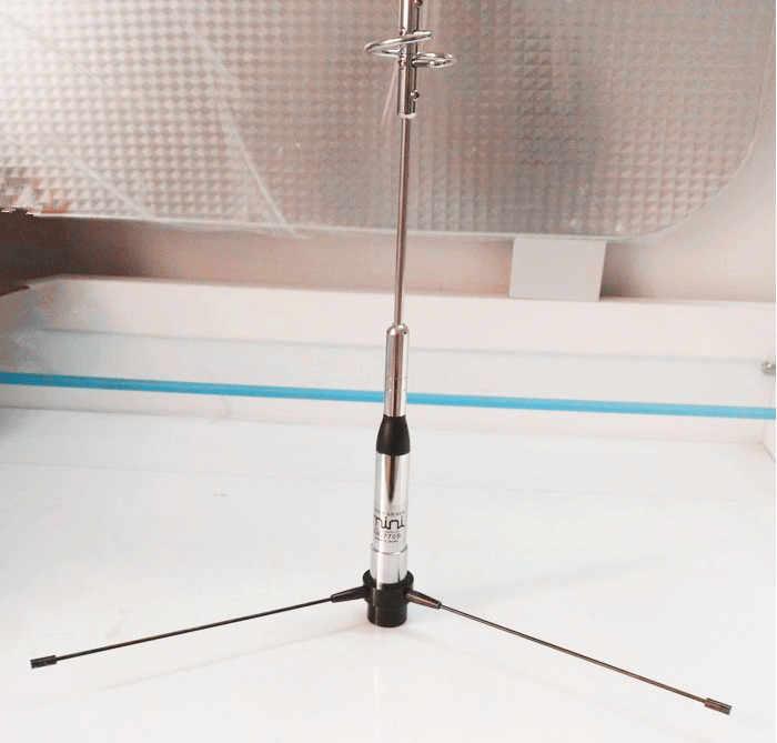 XQF RE-02 Мобильная земля антенны UHF-F 10-1300 МГц для автомобиля радио для Kenwood Motorola Yaesu ICOM двухстороннее радио