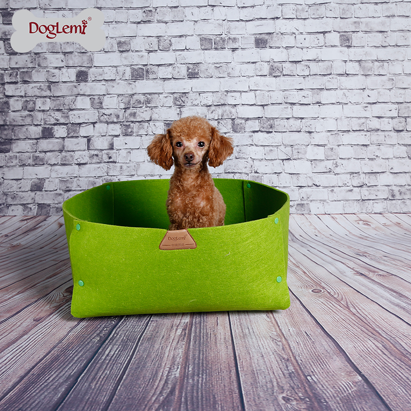 DogLemi 2 IN 1 Nature Pet Bed Blanket Cat Bed 3 colors available pet bed
