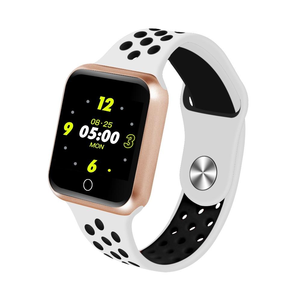 696 Smart Watch S226 Pedometer Health relogios Sport Smart watch Men Women  For Android IOS pk GT88 DZ09 N10