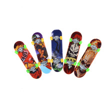 1pcs Kids Finger Skateboard Children Fingerboard Toy Truck Mini Boy Gift