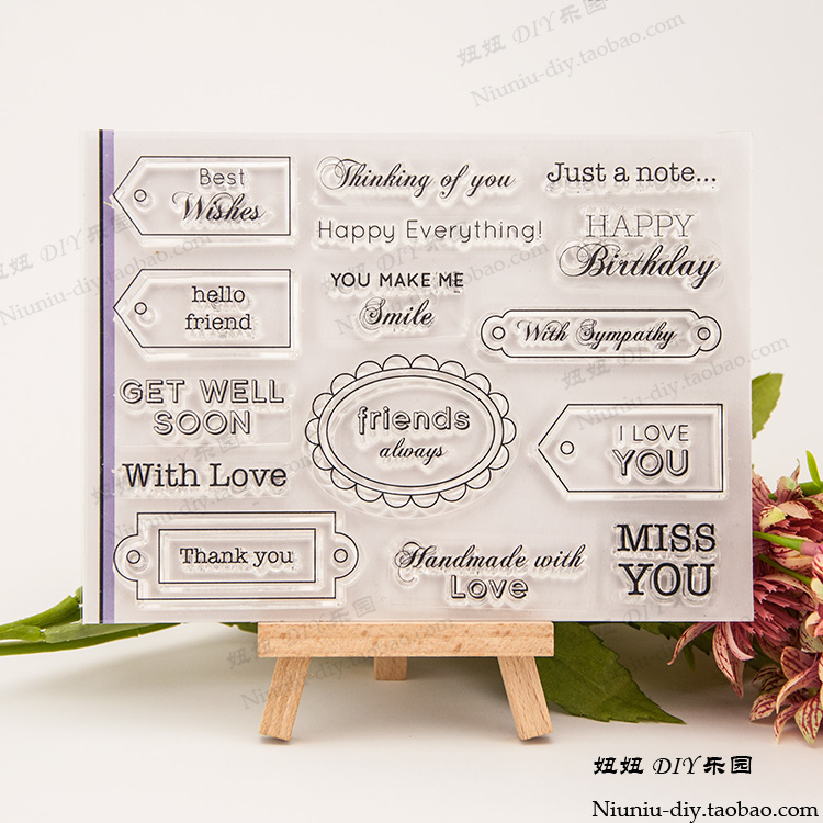 scrapbook DIY mark and letter design 12*16.5cm ACRYLIC VINTAGE clear STAMPS FOR PHOTO timbri SCRAPBOOKING stamp free shipping lovely animals and ballon design transparent clear silicone stamp for diy scrapbooking photo album clear stamp cl 278