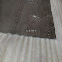 Grade 5 Titanium Sheet Gr5 Ti Titanium Metal Plate 2mm 50mm 50mm 3pcs Wholesale Price