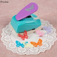 Scrapbook Punches Cutter MINI Embossing Device Card Craft Calico Printing Kids Handmade Diy Flower Craft Hole Puncher Machine B цена